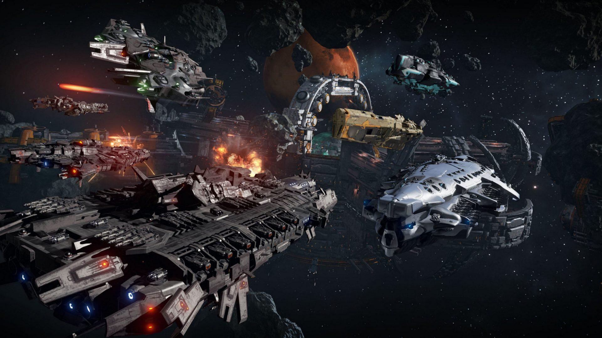 Marketing Screenshot - Combat